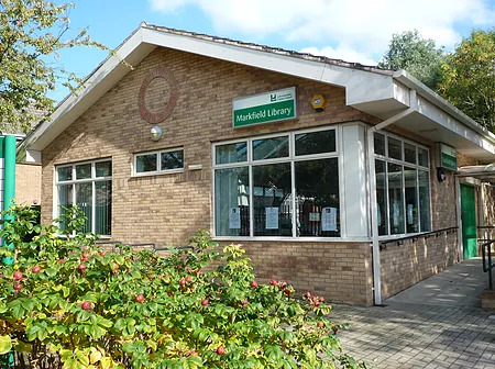 Markfield Community Library Building